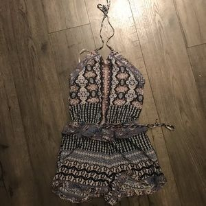 Kendal and Kylie romper